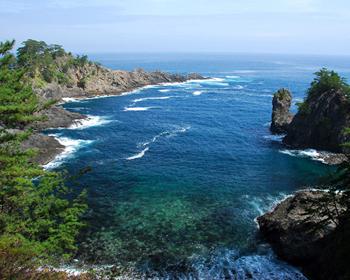 隐岐群岛地质公园