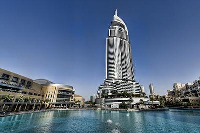 亦称:杜拜商业街酒店)是一座位於阿拉伯联合大公